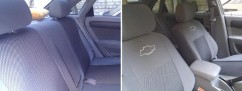 Prestige Чехлы на сиденья модельные Chevrolet Niva 2002 - 2014 (стандарт)
