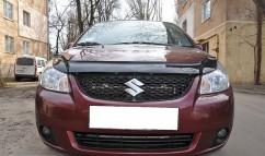 VIP Tuning Дефлектор капота  Suzuki SX-4 с 2005-2012