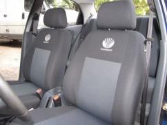 Чехлы на сиденья модельные Daewoo Nubira 1997 - 2008 (стандарт)