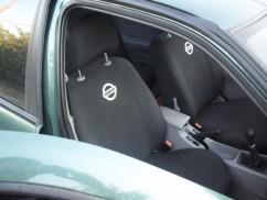 Prestige Чехлы на сиденья модельные Nissan Leaf 2010 - (стандарт)