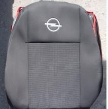 Чехлы на сиденья модельные Opel Astra H 2008 - 2012 (стандарт)