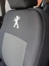 Prestige Чехлы на сиденья модельные Peugeot 301 2013 -  (стандарт)