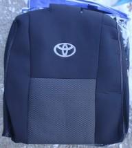 Чехлы на сиденья модельные Toyota RAV 4  2013 - (стандарт)
