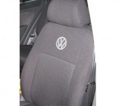 Чехлы на сиденья модельные Volkswagen T5   1+1 2003 - (стандарт)