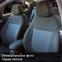 Prestige Чехлы на сиденья модельные ВАЗ Ларгус 5 мест(цельный) 2012 - (стандарт)