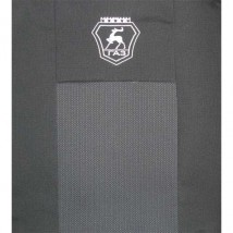 Prestige Чехлы на сиденья модельные ГАЗ Газель NEXT 7м 2013 - (стандарт)