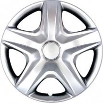 SKS (с эмблемой) Колпаки Dacia 340  R15 (Комплект 4 шт,)