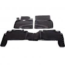 Lada Locker Коврики в салон полиуритановые Lexus LX 570 (07-)