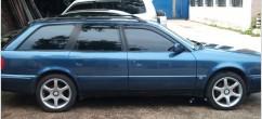 Ветровики  Audi A6 Avant 1994-1997(4A,C4)