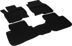 Lada Locker Коврики в салон полиуритановые Mitsubishi Colt (04-)