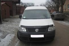 VIP Tuning Дефлектор капота  VW CADDY с 2004-2010