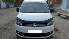 VIP Tuning Дефлектор капота  VW CADDY с 2010-2015
