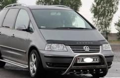 VIP Tuning Дефлектор капота  VW Sharan 2 с 2000-