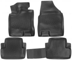 Lada Locker Коврики в салон полиуритановые Nissan Qashqai (07-)