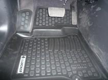 Lada Locker Коврики в салон полиуритановые Opel Antara (06-)