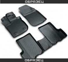Коврики в салон полиуритановые Opel Astra H sd (07-)