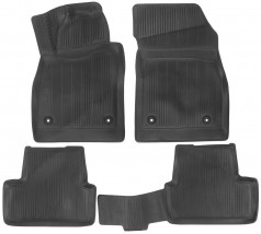 Lada Locker Коврики в салон полиуритановые Opel Astra J hb (09-)