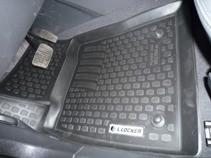 Lada Locker Коврики в салон полиуритановые Opel Vectra C (02-)