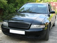 Spirit Реснички на фары Audi A4 B5 1994-2000