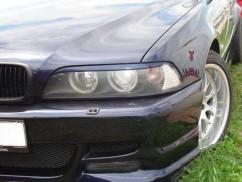 "Spirit Реснички на фары BMW 5 E39 ""Прямые"""