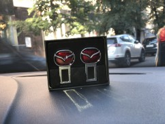 JTEC Заглушки для ремня безопасности Mazda