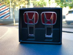 JTEC Заглушки для  ремня безопасности Honda