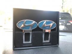 JTEC Заглушки для  ремня безопасности Hyundai
