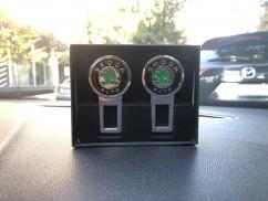 JTEC Заглушки для ремня безопасности Skoda