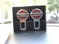JTEC Заглушки для ремня безопасности Nissan