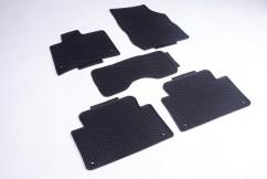 AVTM Коврики в салон  Audi Q7 2006-2015 черные комплект  5шт