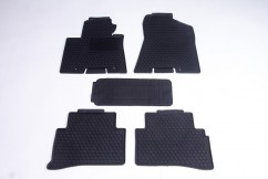 AVTM Коврики в салон  Kia Sportage 2015- черные комплект  5шт