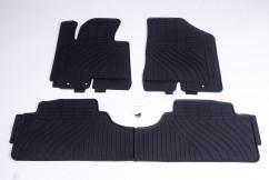 AVTM Коврики в салон  Kia Sportage/Hyundai ix35 2010-2015 черные комплект  4шт