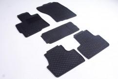 AVTM Коврики в салон  Mitsubishi Outlander 2012-черные комплект  5шт