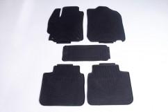 AVTM Коврики в салон  Toyota Camry V50 2011-2017 черные комплект  5шт