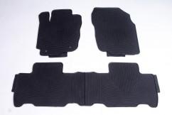 AVTM Коврики в салон  Toyota Rav4 2013-2019 черные комплект  4шт