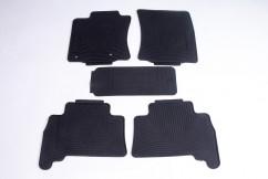 AVTM Коврики в салон  Toyota Prado 150 2009-/2013- черные комплект  5шт