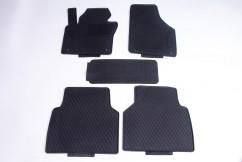 AVTM Коврики в салон  VW Tiguan 2007-2016 черные комплект  5шт