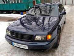 Spirit Реснички на фары Audi A6 C4 1994-1997