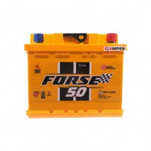 FORSE АККУМУЛЯТОР FORSE (WESTA) 6СТ-50AH АЗЕ 480A R+