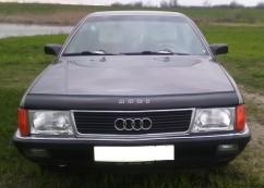 VIP Tuning Дефлектор капота  AUDI 100 ( 44кузов С3) с 1983-1991