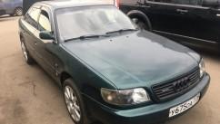 Ветровики Audi A6 Sd (4A,C4) 1990-1997