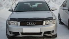 VIP Tuning Дефлектор капота  AUDI A4 (кузов 8Е,В6) с 2001-2005