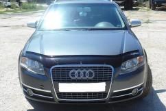 VIP Tuning Дефлектор капота  AUDI A4 (кузов 8B,8K) с 2008–2011