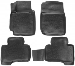 Lada Locker Коврики в салон полиуритановые Suzuki Grand Vitara 3 дв. (05-)