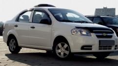 Ветровики  Chevrolet AVEO 2006-2011 SIM