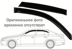 Ветровики  Chevrolet AVEO 2012- HB