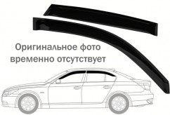 Ветровики  HYUNDAI Accent/Solaris 2017- CD