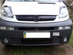 AVTM Зимняя  накладка Opel Vivaro 2001-2006 (решетка)