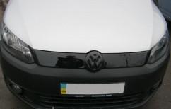 AVTM Зимняя  накладка Volkswagen Caddy 2010- (верх решетка)