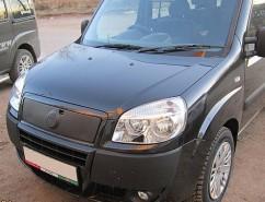 AVTM Зимняя накладка матовая Fiat Doblo 2006-2012 (верх)